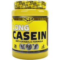 STEEL POWER Long Casein Protein 900г, Банан