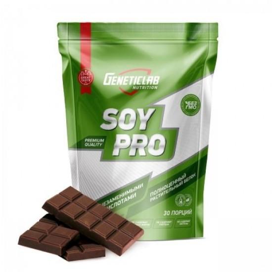 GENETICLAB SOY PRO 900г, Шоколад