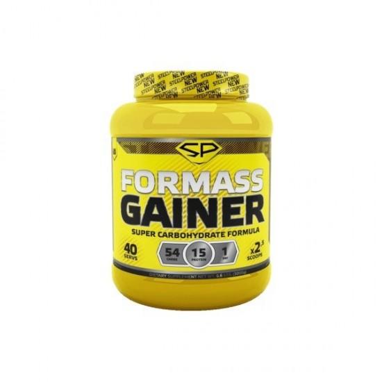 STEEL POWER FOR MASS GAINER 3кг, Молочное печенье