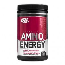 OPTIMUM NUTRITION Amino Energy 30 порц, Клубника-лайм