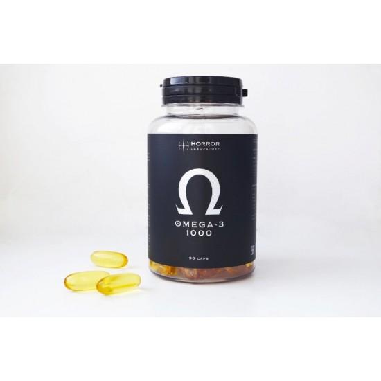 HORROR Lab Omega-3 90 капс