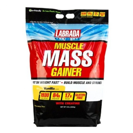 Labrada Muscle Maxx Gainer 12lb (5,5кг)