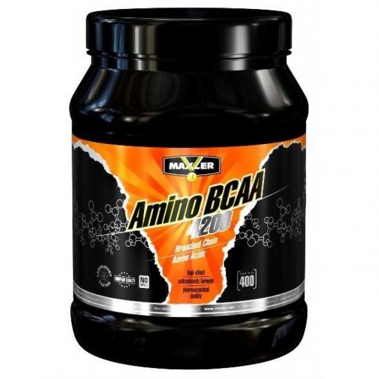 MAXLER Amino BCAA 4200 мг 400 кап