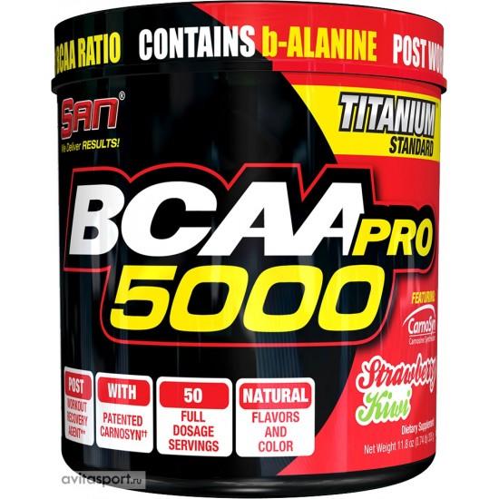 SAN Bcaa-Pro 5000 345 г