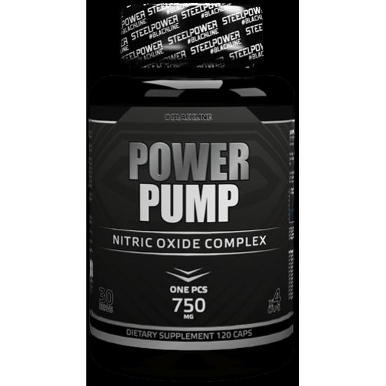 STEEL POWER Power Pump 120 капс