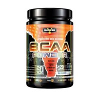 MAXLER BCAA Powder 420 г, Апельсин
