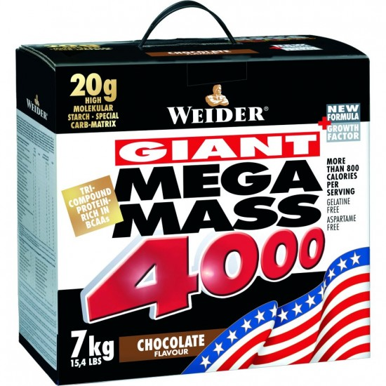 WEIDER Mega Mass 4000 7 кг