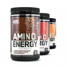 OPTIMUM NUTRITION Amino Energy 30 порц, Малиновый чай