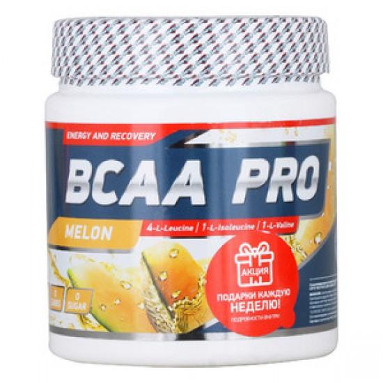 GENETICLAB BCAA Pro Powder 250 г, Дыня