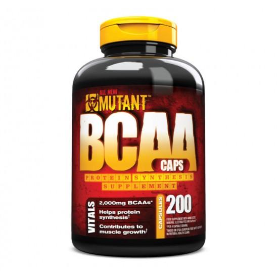 PVL Mutant BCAA (200 капсул)