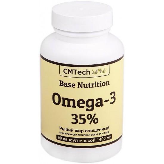 CMTech Omega -3 35%, 90 капc по 1400 мг