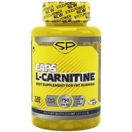 STEEL POWER L-Carnitine 120 caps