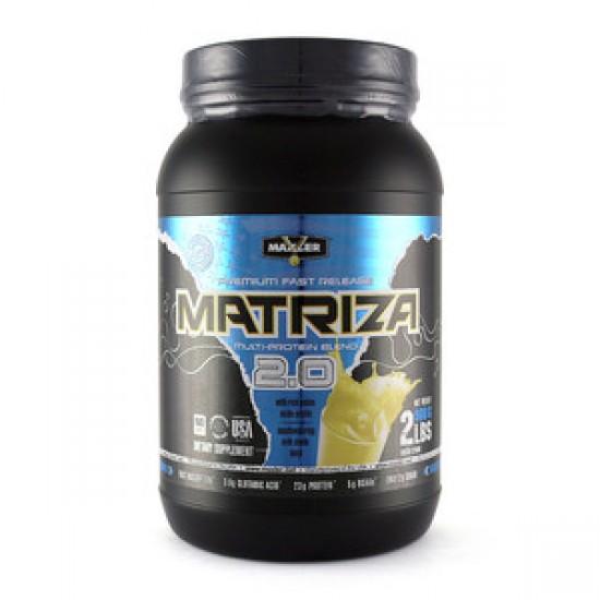 MAXLER MATRIZA 2.0 908г, клубника