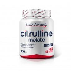 BE FIRST Citrulline Malate Powder 300 г