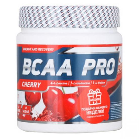 GENETICLAB BCAA Pro Powder 250 г, Вишня