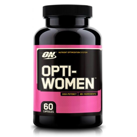 OPTIMUM NUTRITION Opti-Women 60 таб
