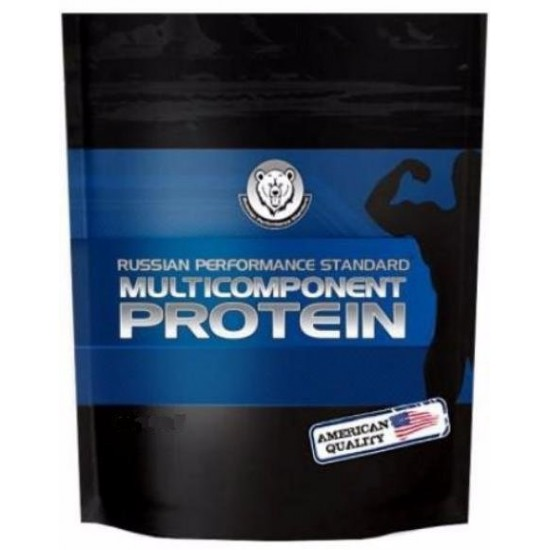 RPS Multicomponent Protein 2,27 кг, Двойной шоколад
