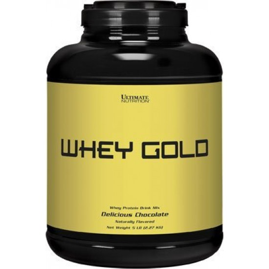 ULTIMATE Whey Gold 908г, Шоколад