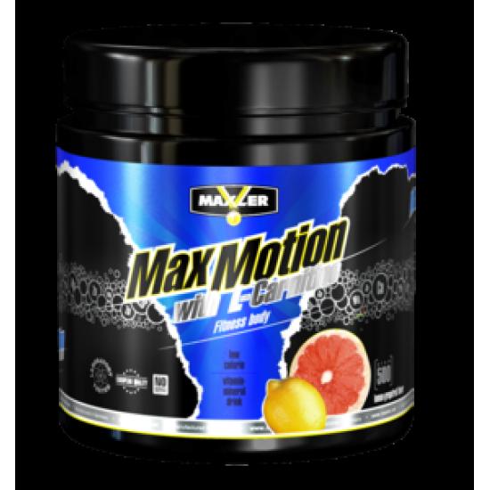 MAXLER Max Motion + L-Carnitine 500 г, Лимон Грейпфрут